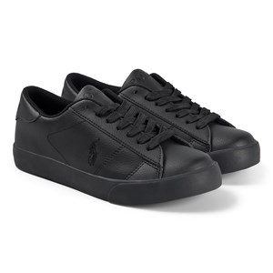 Ralph Lauren Theron III Sneakers Black 35 (UK 3.5)