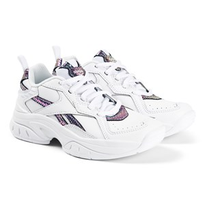 Reebok Iridescent Xeona Sneakers White 30 (UK 12)