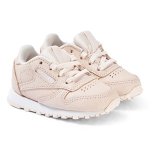 Reebok Pale Pink Classic Infant Sneakers 34 (UK 2.5)