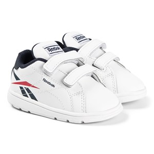 Reebok Royal Complete Velcro Infant Sneakers White 19.5 (UK 3.5)