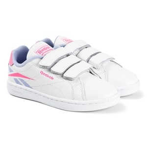 Reebok Royal Complete Velcro Sneakers White 28 (UK 11)