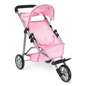 STOY Dukke Jogger Pink One Size