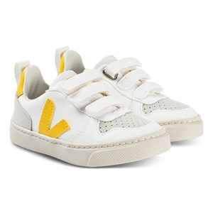 Veja V-10 Lace Sneakers Hvid og Tonic 23 (UK 6)