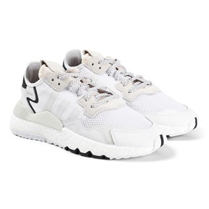 adidas Originals Nite Jogger Sneakers White 28 (UK 10.5)