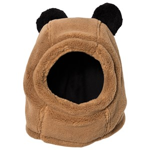 AI Riders on the Storm Teddy Sherpa Elefanthue Brun Size 2 (10-16 years)