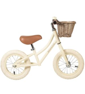 Banwood Løbecykel - First Go! - Creme