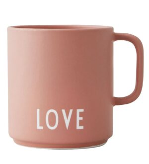 Design Letters Kop - Favourite - Nude m. Love