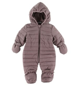 Fixoni Flyverdragt - Rose Taupe m. Fleece