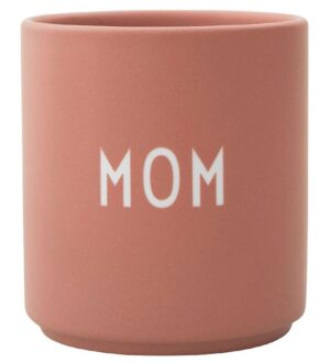 Design Letters Kop - Favourite Cups - Mom - Nude