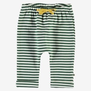 Molo bukser - Green Stripe - 92