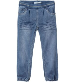 Name It Bukser - NmfBibi - Medium Blue Denim