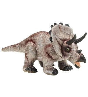 National Geographic Bamse - 40 cm - Triceratops