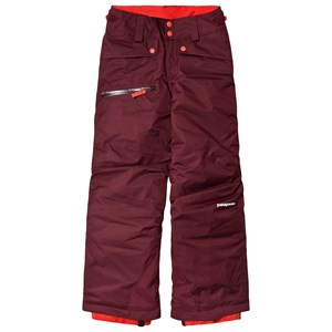 Patagonia Snowbelle Skibukser Chicory Red XS (5-6 years)