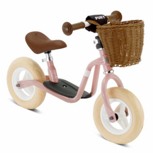 Puky løbecykel, LR M Classic rosa