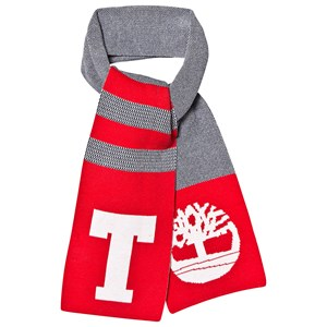 Timberland Red Big Timberland Tree Scarf Tørklæde 85T T3 (14-16 years)
