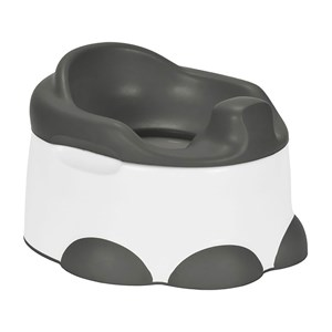 Bumbo Step'n Potty White/Grey One Size