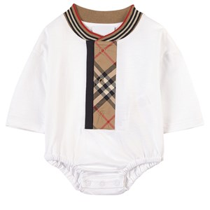 Burberry Knox Baby Body White/Archive Beige 1 mdr
