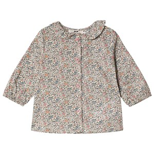 Cyrillus Leila Liberty Katie And Millie Bluse Blå 12 months
