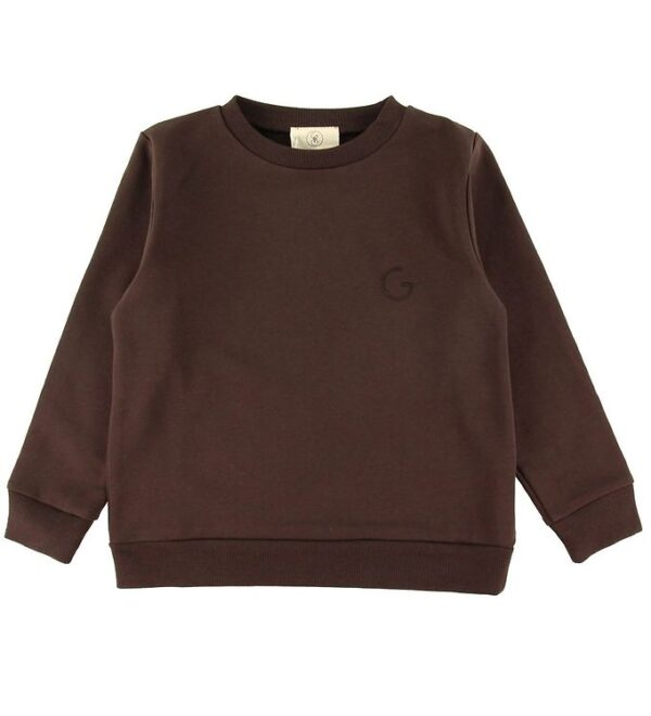 Gro Sweatshirt - Mads - Black Brown