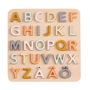 Kids Concept ABC Puzzle SWE One Size