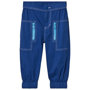 Stella McCartney Kids Twill Bukser Blå 6 years