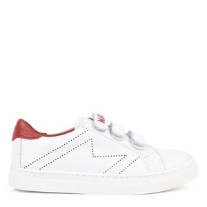 The Marc Jacobs Logo Sneakers Hvid 35 (UK 2.5)