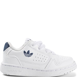 adidas Originals NY 90 Infants Sneakers White 22 (UK 5.5)