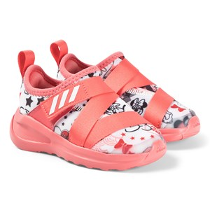 adidas Performance FortaRun Minnie Mouse Infants Sneakere Lyserøde 23 (UK 6)