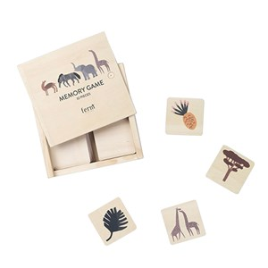 ferm LIVING Safari Memory Game One Size