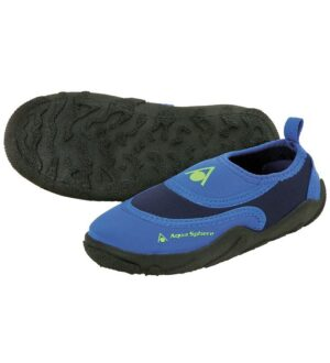 Aqua Sphere Badesko - Beachwalker Kids - Blå/Navy