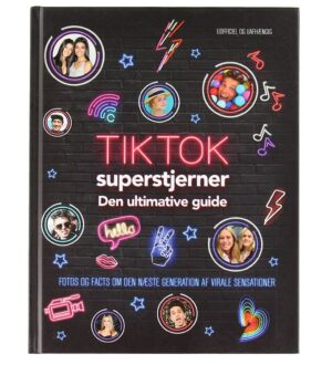Avilda Bog - TikTok Superstjerner - Den Ultimative Guide