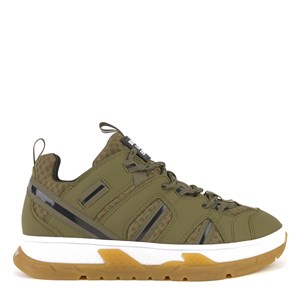Burberry Branded Sneakers Green 32 EU