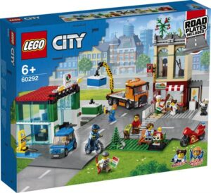 Bymidte - 60292 - LEGO City