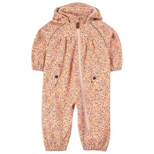 Kuling Gothenburg Softshell Coverall Pink Flower 74 cm