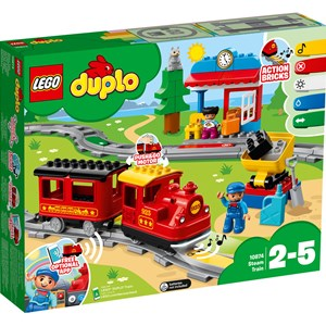 LEGO DUPLO 10874 LEGO® DUPLO® Steam Train One Size