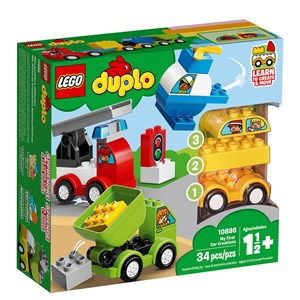 LEGO DUPLO 10886 LEGO® DUPLO® My First Car Creations 24+ months