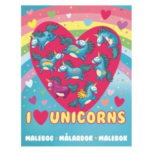 Malebog, I love unicorns