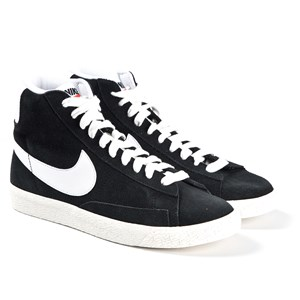 NIKE Blazer Mid 1 Sneakere Sorte 36.5 (UK 4)