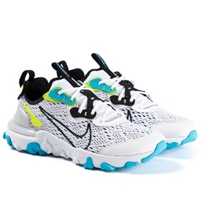 NIKE React Vision Junior Sneakere Hvide 35.5 (UK 3)