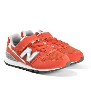 New Balance Velcro Strap Sneakere Orange 29 (UK 11)