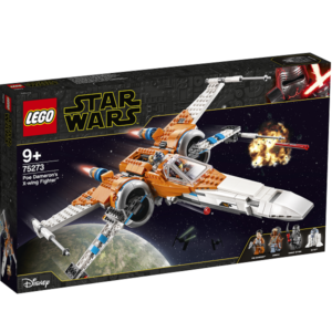 Poe Damerons X-wing-jager - 75273 - LEGO Star Wars