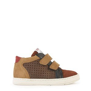 Pom Dapi Leather Sneakers Beige 24 EU
