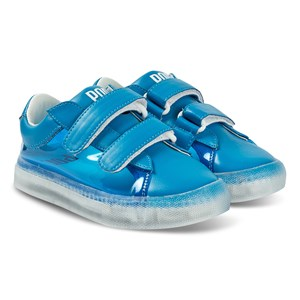 Pop Shoes St Laurent EZ Sneakers Clear Blue 30 EU