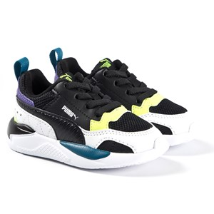 Puma X-Ray 2 Square Spædbarn Sneakerer Sorte 21 (UK 4.5)