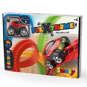 Smoby Flextreme Discovery Play Sæt 4 - 10 years