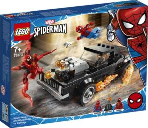 Spider-Man and Ghost Rider vs. Carnage - 76173 - LEGO Super Heroes