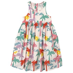 Stella McCartney Kids Palms Print Kjole Multi 2 år