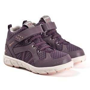 Viking Alvdal Mid R GTX Sneakere Purple/Light Lilac 24 EU