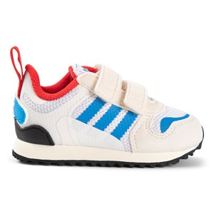 adidas Originals Blue ZX 700 Velcro Sneakere Hvide 21 (UK 5)