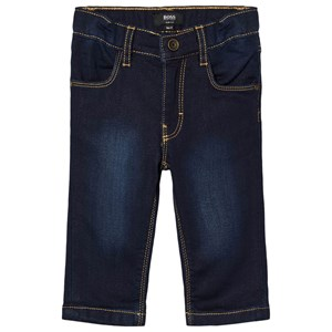 BOSS Dark Wash Jeans Blå 18 months